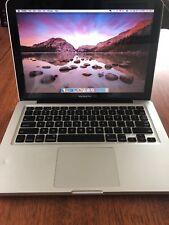 "Apple MacBook Pro 13"" Laptop- Mid 2009/250 GB/2.53GHz Intel Core 2 Duo/4 GB Mem"