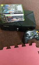 Microsoft Xbox Console (2003, Original / Classic) With Games. FREE UK POSTAGE!
