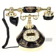 Retro Telefon Festnetztelefon Tisch Haustelefon Retrotelefon Zimmerdeko Hausdeko