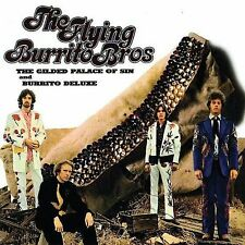 The  Gilded Palace of Sin & Burritos by The Flying Burrito Brothers (CD,...