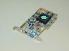 NVIDIA Geforce2 MX Grafikkarte, 32 MB SDR SDRAM, AGP 4x