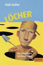 Löcher von Louis Sachar (2017, Taschenbuch)