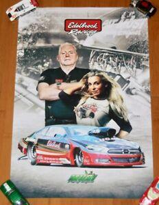 "2018 Lizzy Musi + Pat Musi Edelbrock ""King Kong"" Dodge Dart PRI Show PDRA Poster"