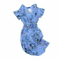 Next Women's Midi Dress 6 Colour:  Blue