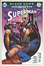 SUPERMAN #25 - RYAN SOOK REBIRTH REGULAR COVER - DC COMICS/2017