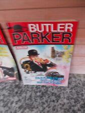 "Butler Parker Heft Nr. 127: Parker klopft dem ""Paten"" auf die Finger"