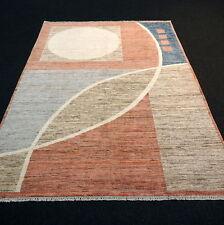 Designer Orient Teppich 237 x 170 cm Handgeknüpft Modern Carpet Rug Alfombra