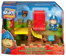 Fisher-Price Mike The Knight Training Grounds Kids Toy Playset NEW
