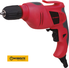 """Altocraft USA Worksite 3/8"""" Electric Drill UL with ETL approval"""