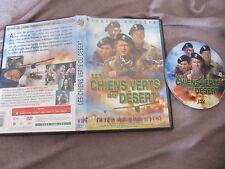 Les chiens verts du désert de Umberto Lenzi avec Ken Clark, DVD, Guerre