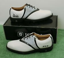 New in Box Footjoy FJ MyJoys ICON Traditional 10 M Style 52041 Custom Golf Shoes