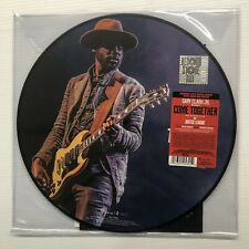 "GARY CLARK JR Come Together Justice League Comic Poster 12"" Pict. Disc RSD2018"