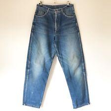 Comme Des Garcons Homme Plus 1990s Rare Faded Denim Jeans Silver Tab CDG DSM