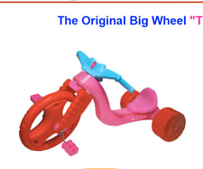 "Trike The Original Big Wheel ""The Pinkster"" 16"" Trike."
