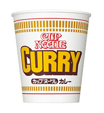 Nissin  Noodle Soup Cup (CURRY) Instant Ramen From Japan F/S