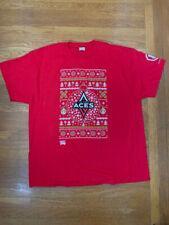 WNBA Las Vegas Aces Red T-shirt Christmas in July theme, Unisex size XXL