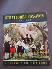 Jarrold's Stratford upon Avon in Colour 1965?  text by Levi Fox