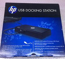 AY052AA - HP USB 2.0 Universal Notebook Docking Station Elitebook 8440p 2540p