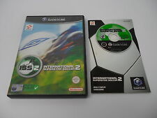 International Superstar Soccer 2 (PAL) Nintendo Gamecube NGC Complete CIB OVP