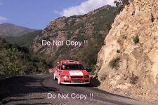 Freddy Loix Mitsubishi Lancer Evo WRC Tour De Corse Rally 2001 Photograph 5