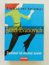 Janet Evanovich Einmal ist keinmal Zweimal ist einmal zuviel Zwei Romane
