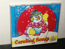 Caroling Songs 4 Kids (DVD) 15 Classic Christmas Songs! Joy To The World, NEW!
