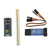 ARM STM32 Development Board + ST-Link V2 Programmer STM8 STM32 Emulator Set