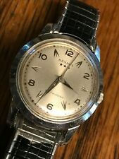 Benrus vintage selfwinding mens wrist watch