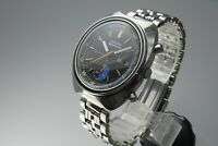 Vintage 1971 JAPAN SEIKO FIVE SPORTS SPEED-TIMER 6139-7020 21Jewels Automatic.