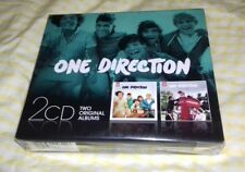 One Direction cd 2 CD box. up all night Take me home album