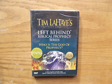 Tim LaHaye: Left Behind Biblical Prophecy: Who Is the God of Prophecy? DVD, 2009