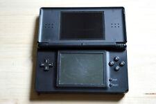 NDS - Nintendo DS Lite Konsole in Schwarz mit Touchpen