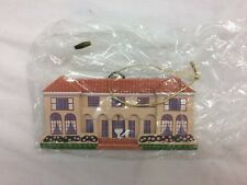 NEW Chateau St. Jean Ornament Christmas Landmark Collection NIP Sonoma Winery
