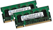 2x 1GB 2GB RAM SAMSUNG Speicher ASUS ASmobile G1 Notebook G1 DDR2 667 Mhz