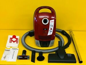 MIELE C2 CAT & DOG RED - CYLINDER VACUUM CLEANER *NEW 1600W MOTOR *HIGH WATTAGE*