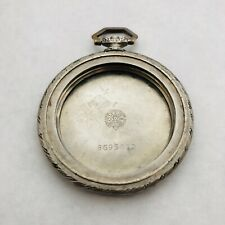 RARE cupronickel case OMEGA Pocket Watch Swiss Vintage Old Beautiful