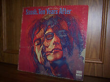 TEN YEARS AFTER - Ssssh LP 1st US Issue on DERAM w/Bell Sound Logo, Matrix 1A)