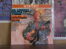 WILF CARTER MONTANA SLIM, NO LETTER TODAY -LP CAS-2171E