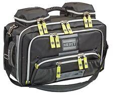 Meret Omni Pro EMS Infection Control Emergency Medical Bag-BLACK 2014 MODEL