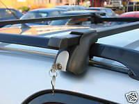 Peugeot 406 5dr Estate 98>04 Maypole Lockable Roof Bars