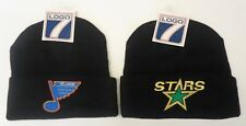 NWT NHL Logo 7 Winter Knit Hat Beanie Cap OSFA