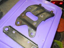 Yamaha 300 Enticer Snowmobile: MOTOR MOUNT PLATE 2 pieces