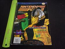 Nintendo Power Video Game Magazine Mortal Kombat 3 MK3 Issue 78 November 1995