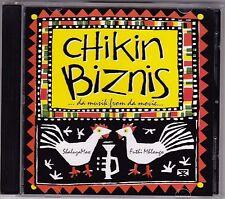 Chikin Bizniz - Da Musik From Da Movie - CD 1999 BMG South Africa CDJOZ(LSP)603