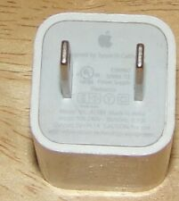 Genuine Original Apple Cube Wall Charger MD810LL/A Model A1385