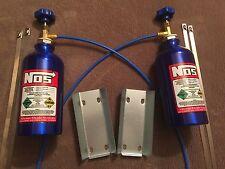 Artificial Nitrous Oxide Bottle Streetfighter GSXR Bandit Nos R1 Zx9r CBR Gsxr