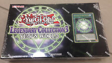 Yu-Gi-Oh Legendary Collection 3 - Yugi's World - LCYW- Factory Sealed
