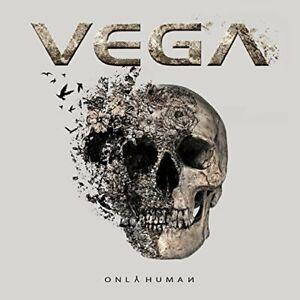 VEGA-ONLY HUMAN (UK IMPORT) CD NEW