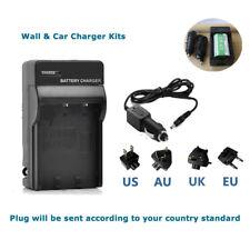 Battery Charger for SAMSUNG CR-V3 SBP-1103 SBP-1303 GX-1 GX-1L GX-1S