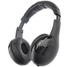 Auriculares inalámbricos Hi-Fi 5 en 1 para TV MP3 audio TV PC CD DVD Radio